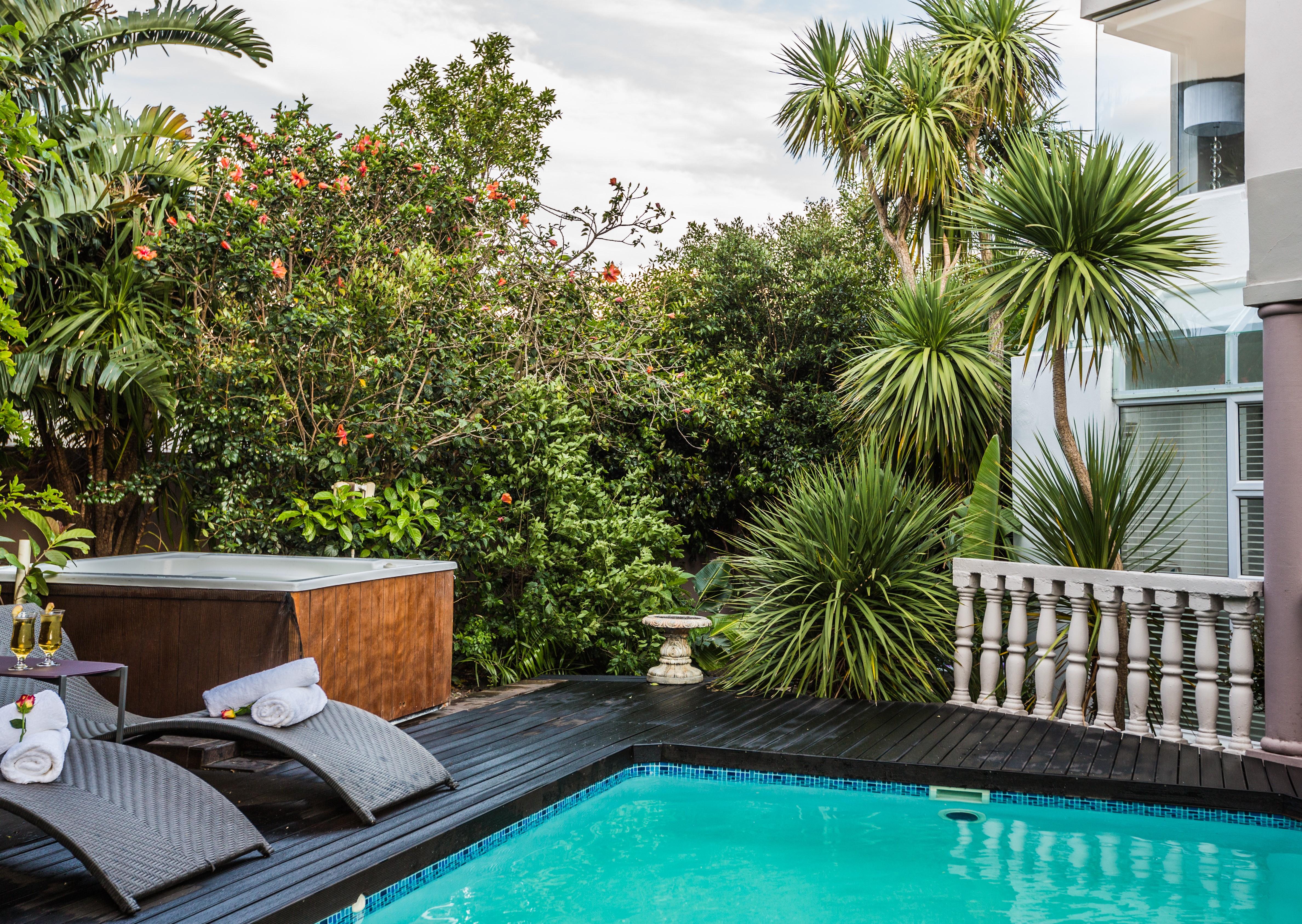 Hermanus Manor Luxury Guest House - Pool